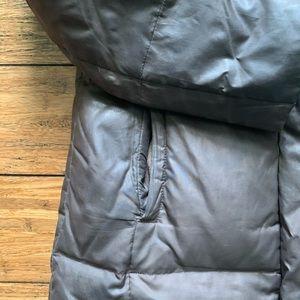 GAP Jackets & Coats - Brown Hooded Puffer Coat Parka